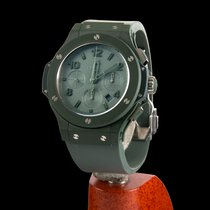 Hublot Big Bang 44 mm Limited Edition All Green Chronograph...