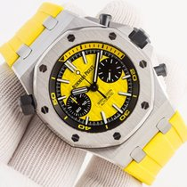 Audemars Piguet Royal Oak Offshore Diver Chronograph new Automatic Watch only 26703ST.OO.A051CA.01