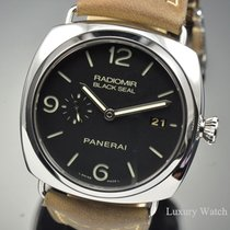 Panerai Radiomir Black Seal 3 Days Power Reserve Automatic PAM...