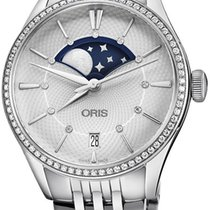 Oris Artelier Date new Automatic Watch with original box