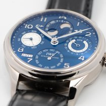 IWC Portuguese Perpetual Calendar White gold United States of America, Texas, Houston