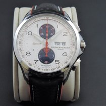 Baume & Mercier Chronograf 44mm Automatika 2019 nové Clifton