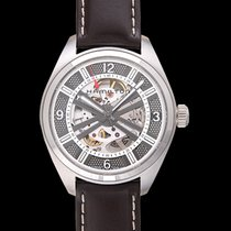 Hamilton Khaki Field Skeleton Steel United States of America, California, San Mateo