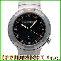 IWC PORCHE DESIGN by IWC  ポルシェデザイン オーシャン 2000 3524