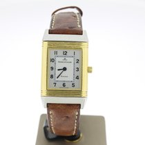 Jaeger-LeCoultre 260.5.08 Gold/Steel 2000 Reverso Lady 19mm pre-owned