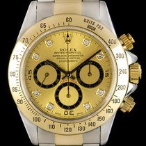 Rolex Daytona Steel & Gold 16523