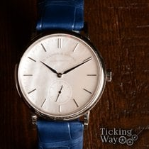 A. Lange & Söhne Women's watch Saxonia 35mm Manual winding pre-owned Watch with original box and original papers 2018