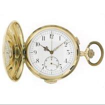 Invicta Quarter Repeater & Chronograph 14K Gold Pocket Repetition