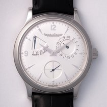 Jaeger-LeCoultre 37mm Automatik 2011 gebraucht Master Control (Submodel) Silber