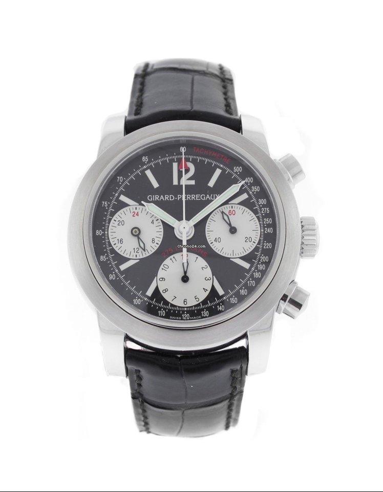 659adbb04ec Girard Perregaux Ferrari - Todos os preços de relógios Girard Perregaux  Ferrari na Chrono24