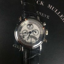 Franck Muller Chronograph 39mm Automatic pre-owned White