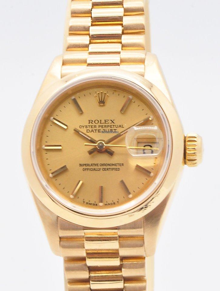 da3cb822d83 Rolex Datejust Oro amarillo - Precios de Rolex Datejust Oro amarillo en  Chrono24