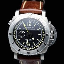 Panerai Luminor Submersible 1950 Depth Gauge Titanium