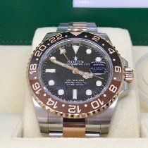 Rolex 40mm Automatic 2018 new GMT-Master Black