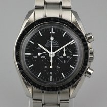 Omega Speedmaster Professional Moonwatch Stål 42mm Sort Ingen tal Danmark, Horsens