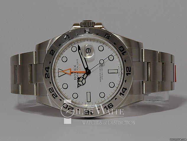 84030501148 Comprar relógio Rolex Explorer II