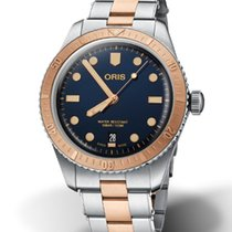 Oris Divers Sixty Five 01 733 7707 4355-07 8 20 17 2019 new