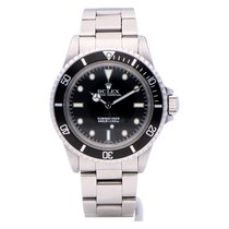Rolex 5513 Staal 1986 Submariner (No Date) 40mm tweedehands Nederland, Amsterdam