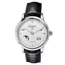 Glashütte Original Senator Perpetual Calendar new Automatic Watch with original box 100-02-13-02-04