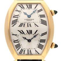 Cartier Tonneau W1547851 2012 подержанные