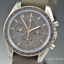 Omega Speedmaster Professional Moonwatch Titanium 42mm Bronze No numerals
