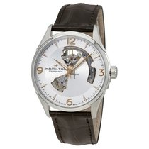 Hamilton Jazzmaster Open Heart H32705551 new