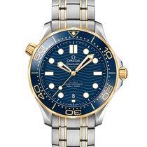 Omega 210.20.42.20.03.001 Gold/Steel Seamaster Diver 300 M 42mm new United States of America, Florida, Miami