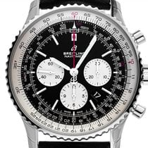 Breitling Navitimer 01 (46 MM) Steel 46mm Black