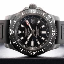 Breitling Superocean 44 Steel 44mm Black United States of America, New Jersey, Englewood