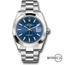 Rolex Datejust II 126300-0001 2019 new