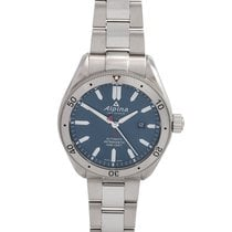 Alpina Alpiner Steel 44mm Blue