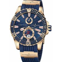 Ulysse Nardin Diver Chronometer 266-10-3/92 2020 new