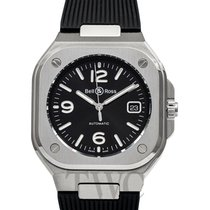 Bell & Ross BR 05 BR05A-BL-ST/SRB new