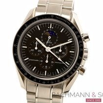 Omega Steel 42mm Manual winding 35765000 pre-owned