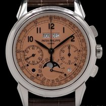 Patek Philippe Perpetual Calendar Chronograph Platinum 41mm Pink United States of America, New York, New York