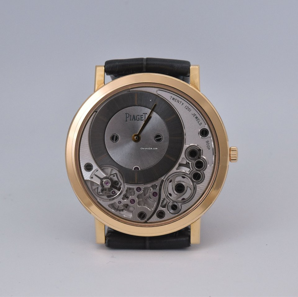 Piaget Altiplano GOA39110 новые