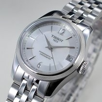 Tissot Ballade Powermatic 80 COSC Steel 32mm Mother of pearl