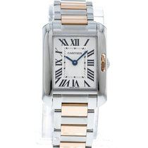 Cartier Tank Anglaise W5310036 2010 pre-owned