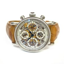 Chronoswiss Steel 38mm Automatic C.741 S pre-owned United States of America, New York, New York