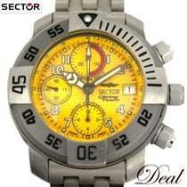 Sector Titanium 45mm Automatic 3123 pre-owned