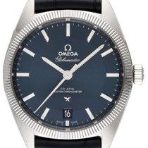 Omega Globemaster Stahl 39,00mm Blau Deutschland, Schwabach