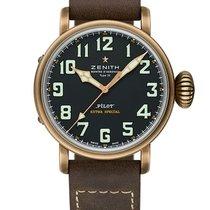 Zenith 29.2430.679/21.C753 Pilot Type 20 Extra Special Bronze...