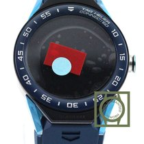 TAG Heuer Connected Modular 45 Titanium Blue Ceramic NEW MODEL
