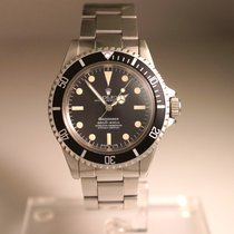 Rolex Submariner 5512 Cream Colored Four Line Dial