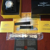 Breitling PALM BEACH LAW FIRM  ESTATE SALE PLUS 3 NEW STRAPS