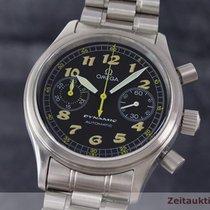 Omega Dynamic Chronograph Automatik Herrenuhr Edelstahl...