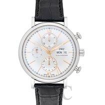 IWC Portofino Chronograph IW391022 новые