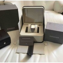 Baume & Mercier Hampton steel and Diamonds