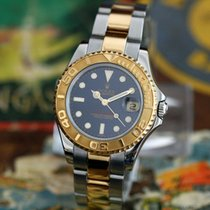 Rolex Yacht-Master (Submodel) pre-owned 35mm Gold/Steel