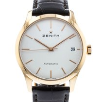 Zenith Port Royal Rose gold 38mm Silver United States of America, Georgia, Atlanta